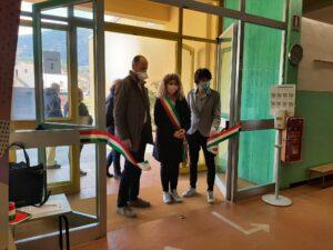 Inaugurazione Falcone 19 aprile 2021
